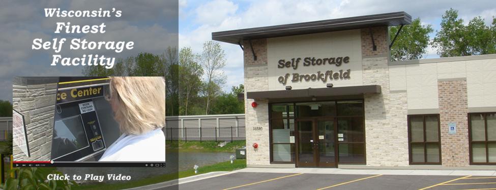 Self Storage Of Brookfield | Wisconsin Self Storage Experts